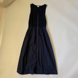 Gap - Black Long Dress, Size Small